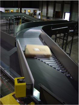 Material Handling Conveyor Systems Advanced Systems