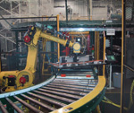 Robotics & Palletizing Systems
